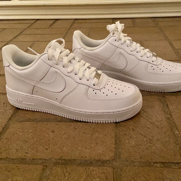 Nike Shoes | Womens Air Force 1 White